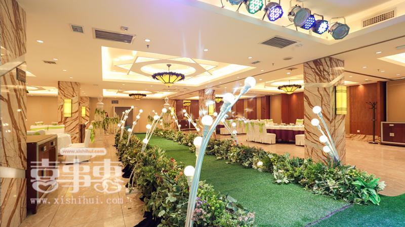圣淘沙海鲜酒楼-商家概况-婚宴酒店-【喜事惠】